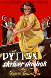 Cover for Pyttan 1 - Pyttan skriver dagbok