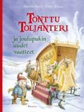 Cover for Tonttu Toljanteri ja joulupukin uudet vaatteet