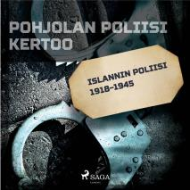 Cover for Islannin poliisi 1918–1945
