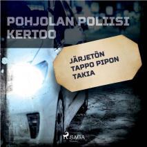 Cover for Järjetön tappo pipon takia
