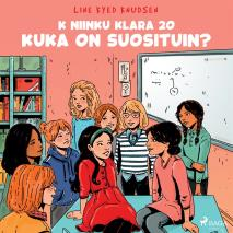 Cover for K niinku Klara 20 - Kuka on suosituin?