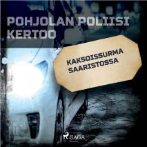 Cover for Kaksoissurma saaristossa