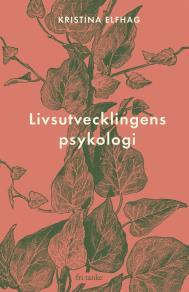 Cover for Livsutvecklingens psykologi