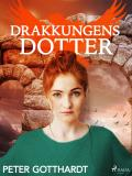 Cover for Den magiska falken 4: Drakkungens dotter