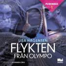 Cover for Flykten från Olympo