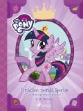 Cover for Prinsessan Twilight Sparkle och de bortglömda höstböckerna