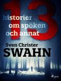 Cover for 13 historier om spöken och annat