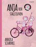 Cover for Anja och stalltjuven