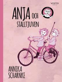 Cover for Anja och stalltjuven