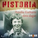 Cover for Amelia Earharts sista dagar