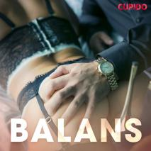 Cover for Balans