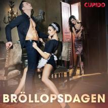 Cover for Bröllopsdagen