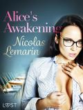 Cover for Alice's Awakening – erotic short story
