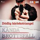 Cover for Dödlig kärlekstriangel
