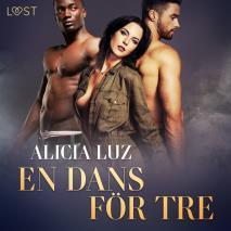 Cover for En dans för tre - erotisk novell