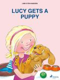 Cover for Lucy Gets a Puppy