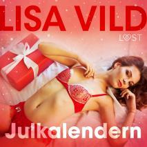 Cover for Julkalendern - erotisk julnovell