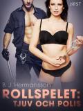 Cover for Rollspelet: Tjuv och polis - erotisk novell