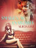 Cover for Smaken av Anastasia - erotisk novell