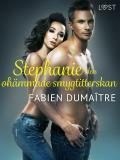 Cover for Stéphanie, den ohämmade smygtitterskan - erotisk novell
