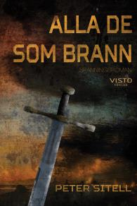 Cover for Alla de som brann