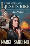 Cover for Skräcken: Ljusets rike 8
