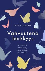Cover for Vahvuutena herkkyys