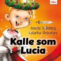 Cover for Kalle som Lucia