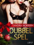 Cover for Dubbelspel - erotisk julnovell