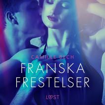 Cover for Franska frestelser - erotisk novell