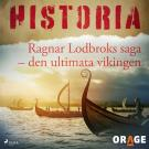 Cover for Ragnar Lodbroks saga – den ultimata vikingen