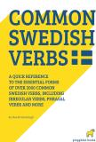 Cover for Common Swedish Verbs