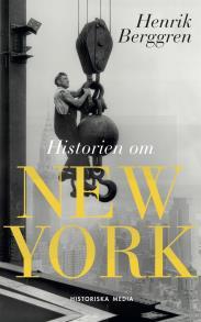 Cover for Historien om New York