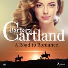 Cover for A Road to Romance (Barbara Cartland's Pink Collection 112)