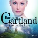 Cover for Rescued by Love (Barbara Cartland's Pink Collection 111)