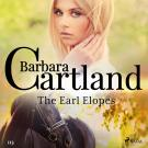 Cover for The Earl Elopes (Barbara Cartland's Pink Collection 115)