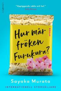 Cover for Hur mår fröken Furukura?