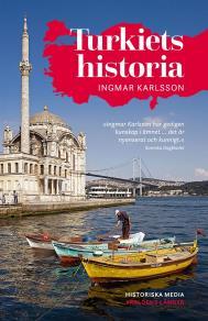 Cover for Turkiets historia