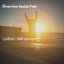 Cover for Övervinn social fobi