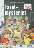 Cover for Hemliga trean: Tavelmysteriet