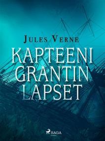 Cover for Kapteeni Grantin lapset