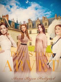 Cover for Det stora arvet