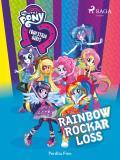 Cover for Equestria Girls - Rainbow rockar loss