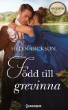 Cover for Född till grevinna
