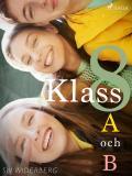 Cover for Klass 8 A och B