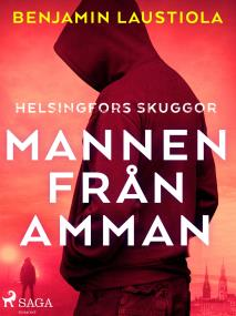 Cover for Mannen från Amman