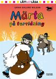 Cover for Märta på turridning