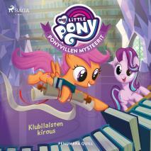 Cover for My Little Pony - Ponyvillen Mysteerit - Klubilaisten kirous
