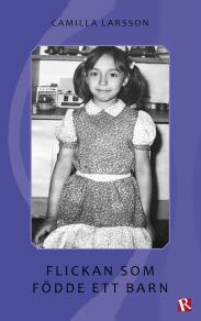 Cover for Flickan som födde ett barn