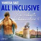 Cover for All inclusive - En eskorts bekännelser 5